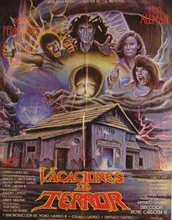 Vacaciones de Terror – DVDRIP LATINO