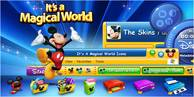 Hyperdesk Disney It a Magical World