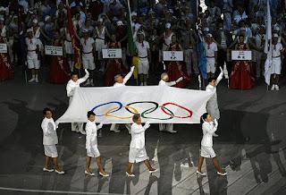 Phantog: abanderada olímpica en Pekín 2008