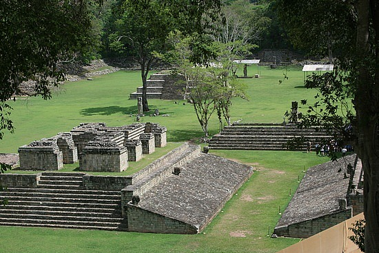 Copan Ruinas Honduras  city photo : Trip to Copan: Copan´s Ruins