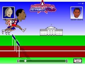 Yeni Amerikan Başkanlık Olimpiyatları Oyunu