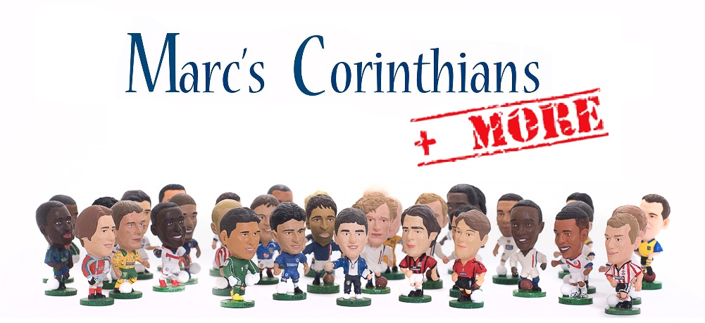 Marc's Corinthians and more!