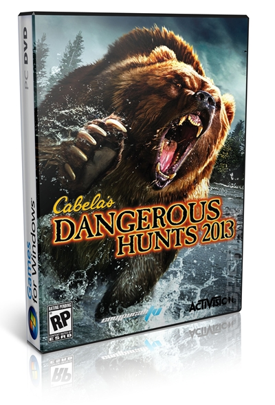 Cabela 39 s dangerous hunts 2013 skidrow crack