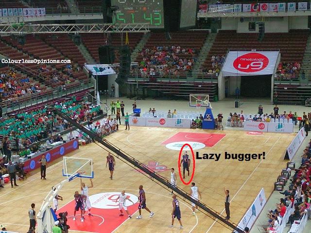 Ninetology All Star Basketball Alumni 2013 vs. MJ Life Asia Malaysia meme