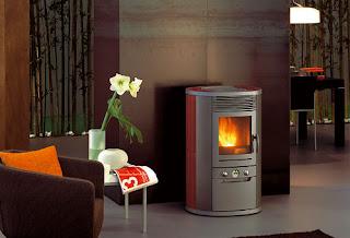 sistema de calefacción en sala