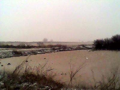 Πλημμύρισε ο κάμπος Τυχερού