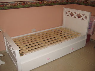 Arrorr muebles infantiles camas for Cama de una plaza