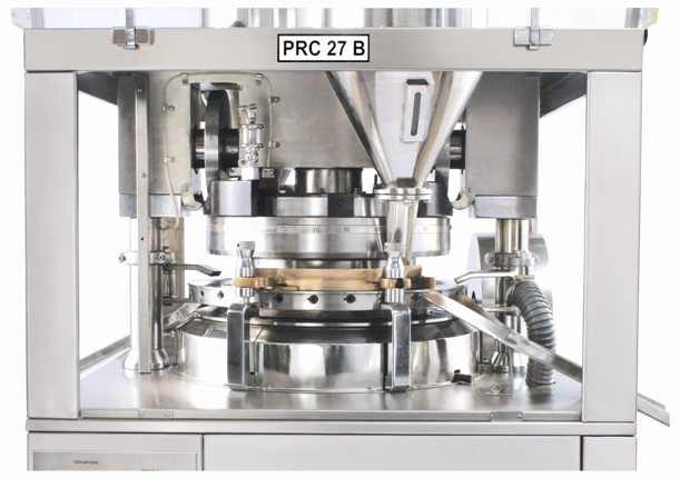 tablet manufacturing machine
