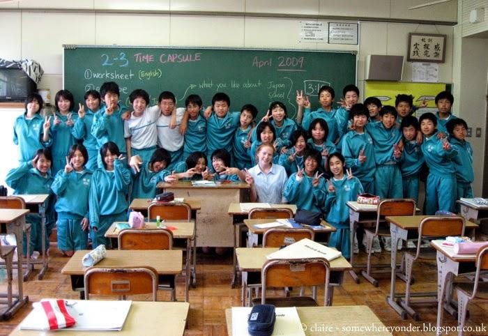 Teaching Eikaiwa, Japan
