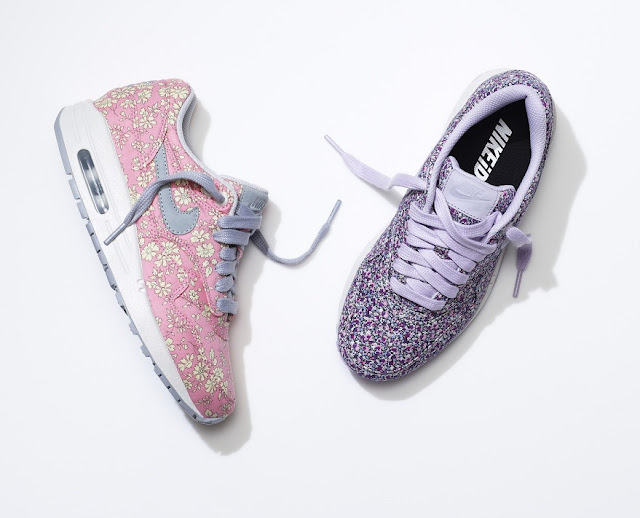 NIKEiD-liberty-trainers