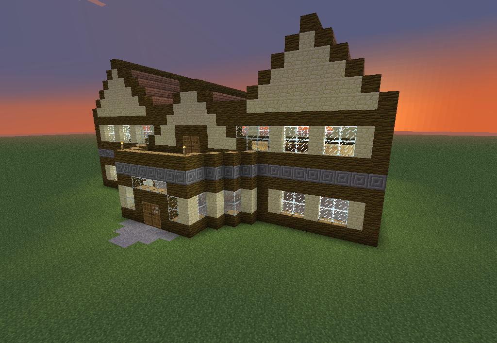 Snake technology casas em minecraft 2 - Fotos de casas del minecraft ...