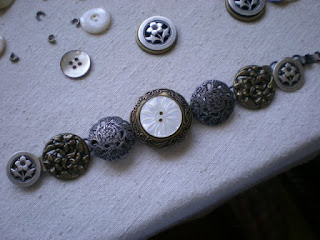 vintage inspired bracelet