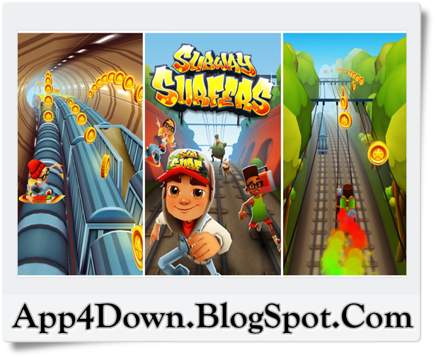 Subway Surfers 1.43.0 For iPhone Latest Version Download