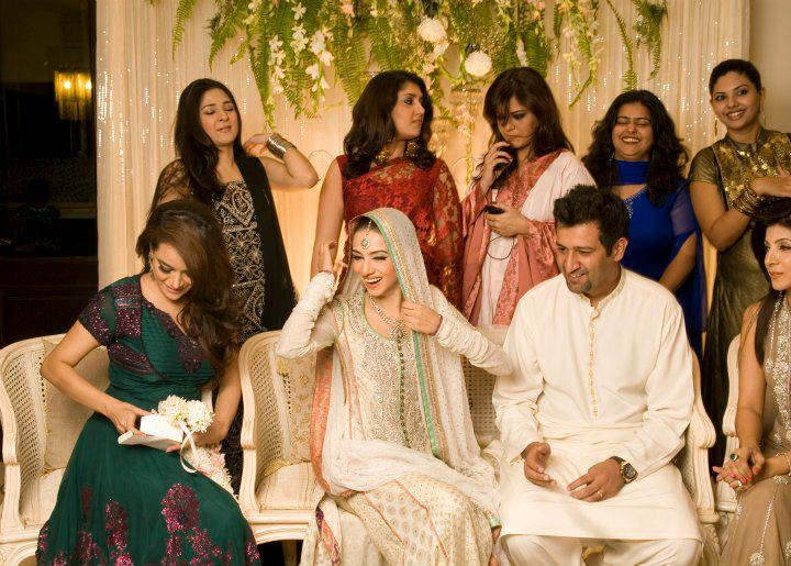 Samina Fashion Home Pakistan And Style Tooba Siddiques Wedding