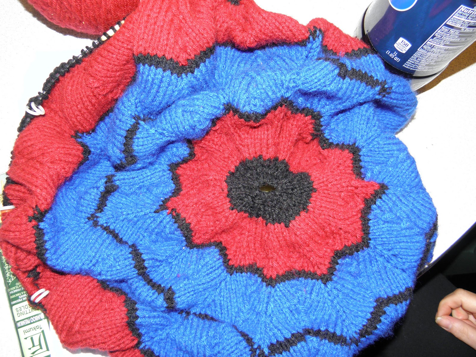 f1bercat\'s SlowKnitter: Eastside Stitchers Knit, Talk Babies (what ...