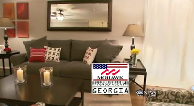 Carpet: Still Made in USA, Featured on ABC News Series