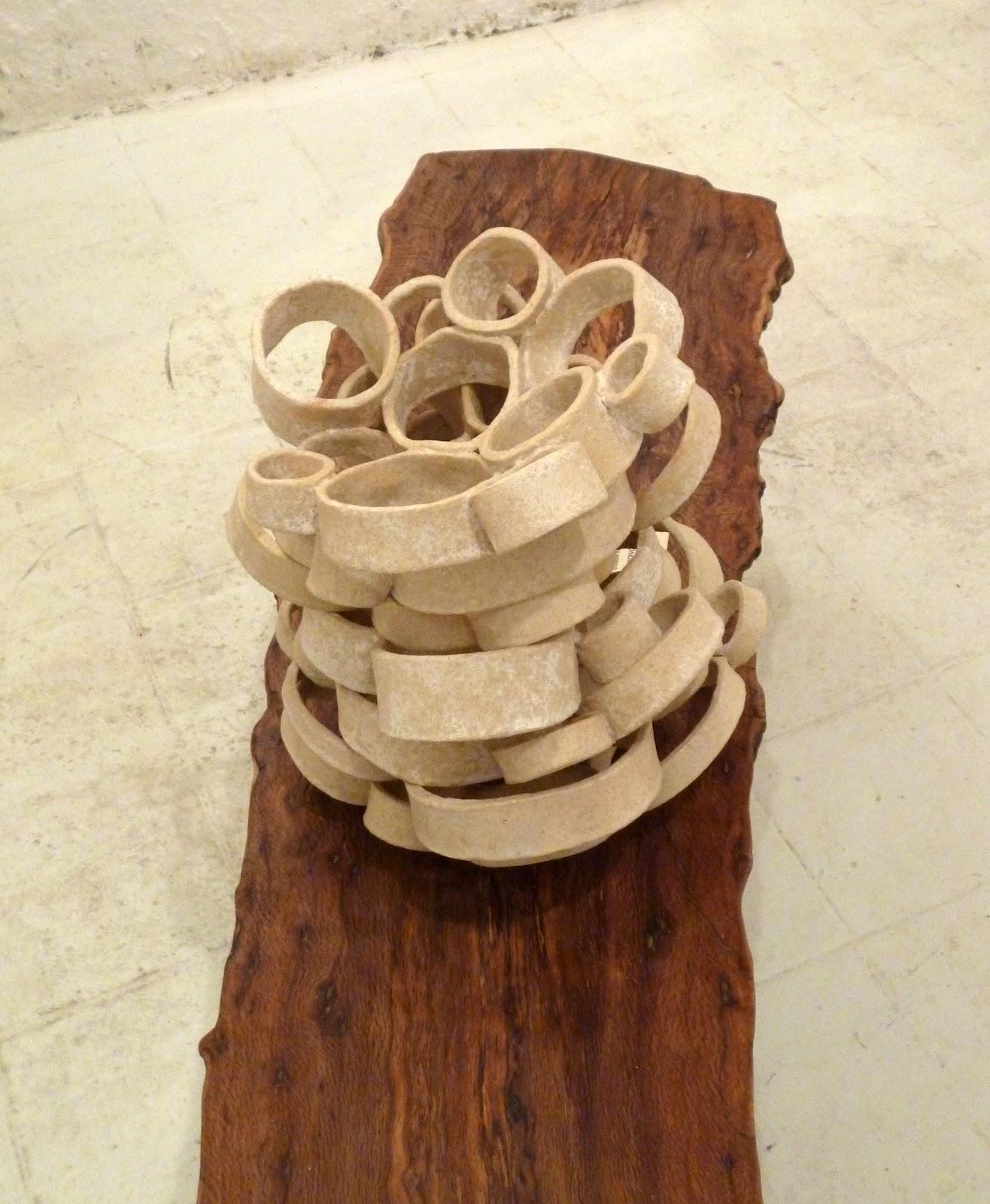 Chisato ceramica nueva expo en espai ku for Curso ceramica barcelona