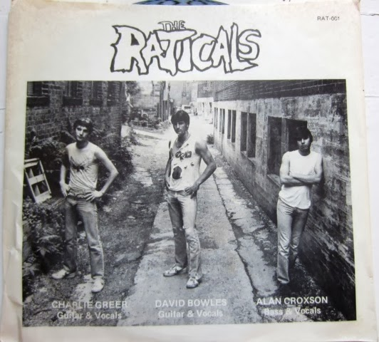 The Raticals 7""