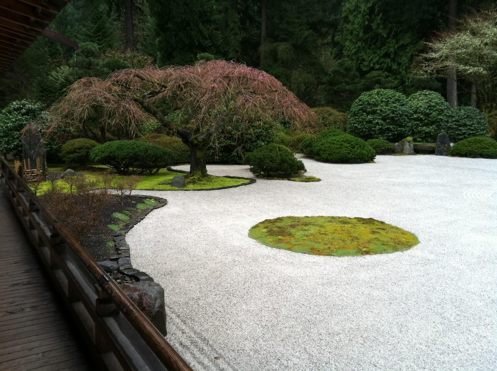 Landscapes gardens design portland japanese garden for Japanese zen garden