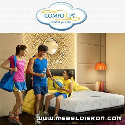 Toko Spring Bed Murah Info Harga Springbed Comforta