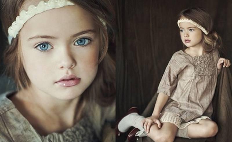 kristina pimenova supermodel cilik rusia wanita tercantik