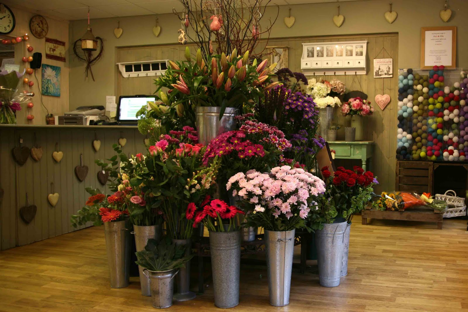Flower Shop Stories February 2011