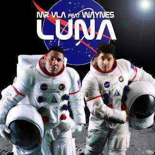 Mr Vla - Luna (ft. Waynes)