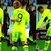 Jogador do Celtic deu uma joelhada esquisita na Champions