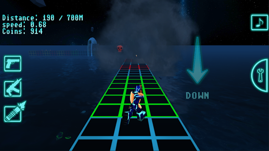 Run Of Tron 3D Pro android