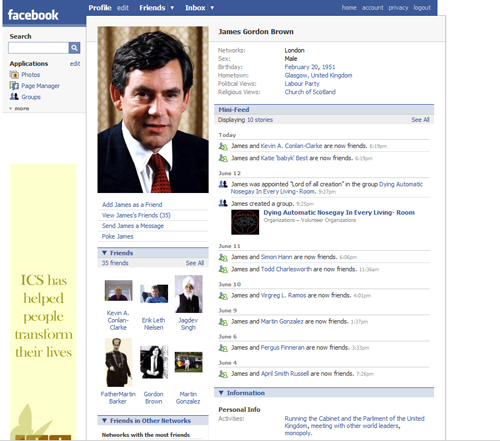 Save your self from fake profile in Facebook ~ Tricky windows