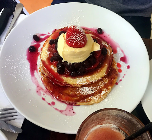 Two Good Eggs Cafe Surry Hills Buttermilk Pancakes