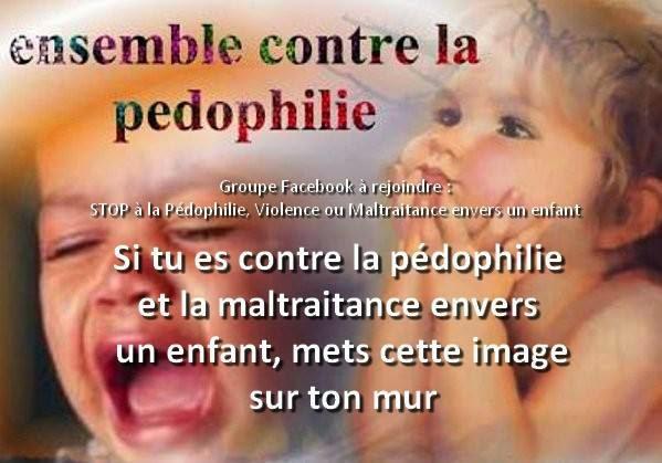 Votons oui en mai pour que les pédophiles ne travaillent plus avec des enfants