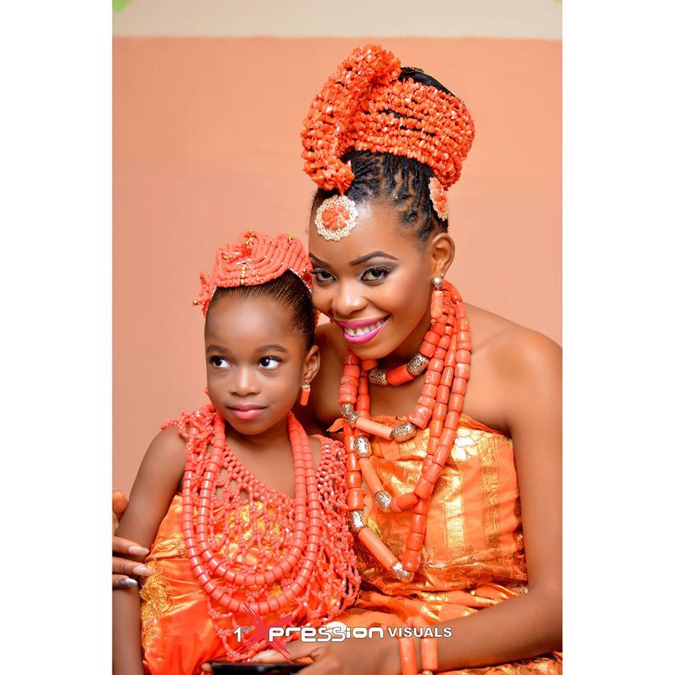 The Ultimate Nigerian Traditional Wedding Attire