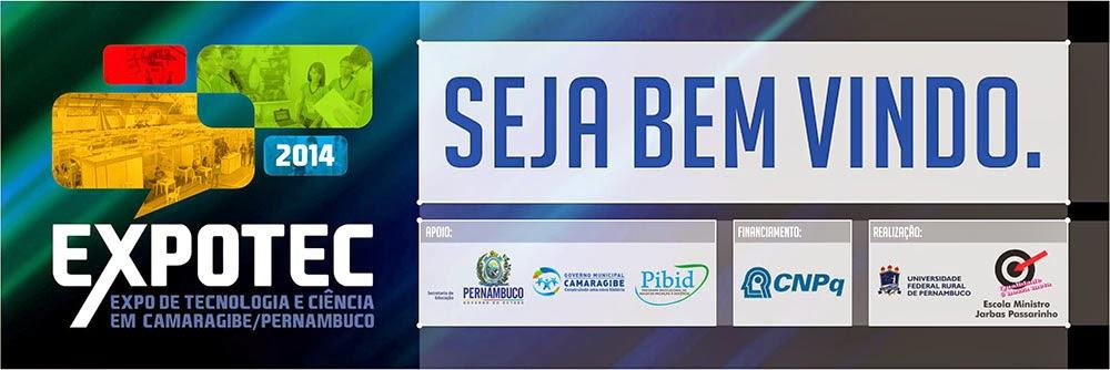 EXPOTEC - Exposição de Tecnologia e Ciência em Camaragibe/Pernambuco
