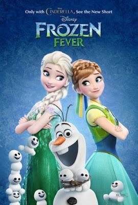 Frozen Fever (2015) HDRip 60MB MkvCage