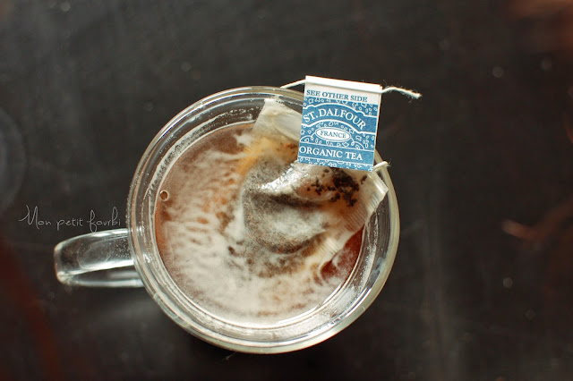 Black Cherry Tea, thé noir à la cerise St. Dalfour