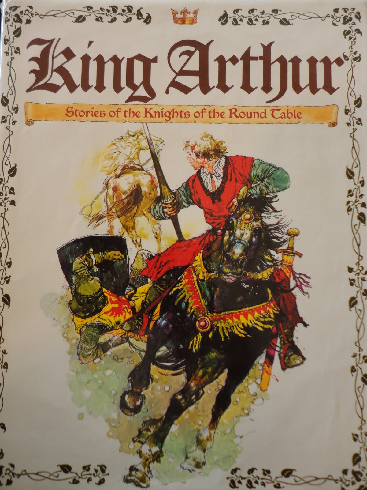 king arthur and the knights of To the modern eye, king arthur and the knights of the round table have many similarities to our own contemporary super-heroes equipped with magical powers, enchanted swords, super-strength, and countless villains to take on, they protect the weak and innocent and adhere to their own code of honor.
