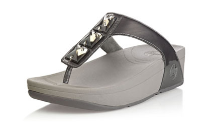 2012 New FitFlops sculpting shoes with Fiorella Top US Size:5 6 7 8