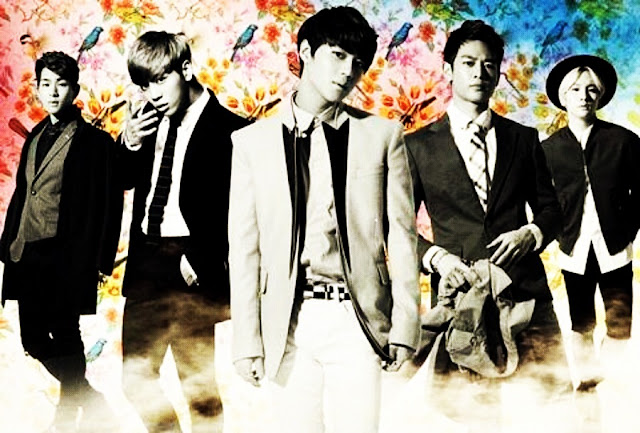 Shinee Boys Meet U japanese album edit