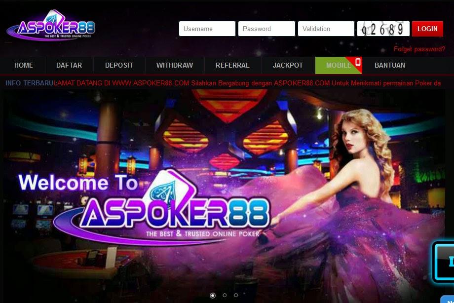 Poker 88 bank bni