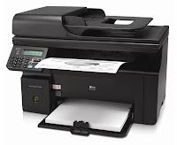Driver impressora HP LaserJet Pro M1212nf