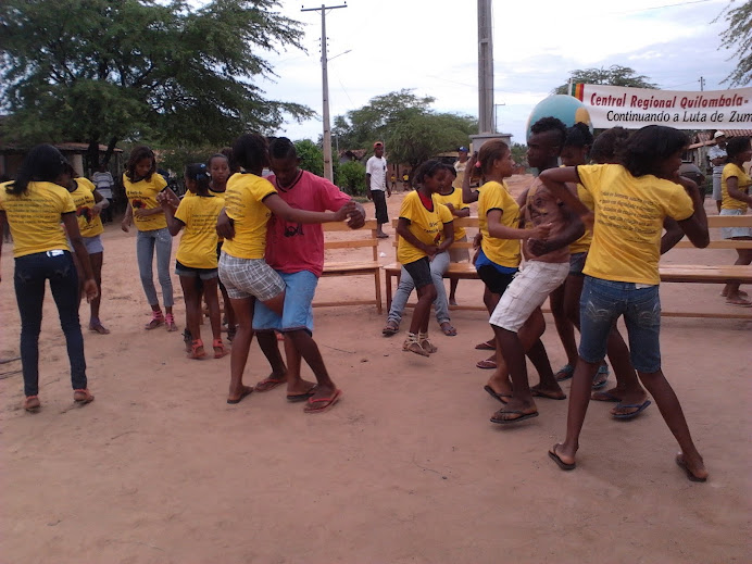 III Festa da Consciência Negra/ Água Fria - Serra do Ramalho BA