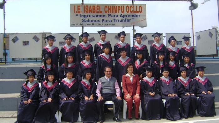 PROM. 2011 - 5º C