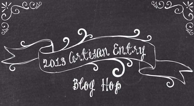 Qbees quest: 2013 artisan entry blog hop day 2