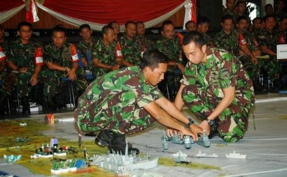 Kolinlamil gelar latihan Tactical Floor