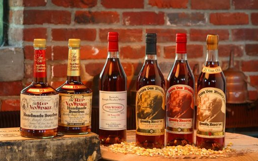 how to tell what year my pappy van winkle