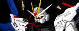 攻擊自由鋼彈MS-B改套