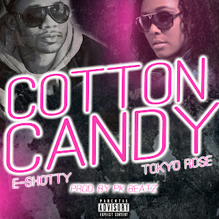 e-shotty cotton candy
