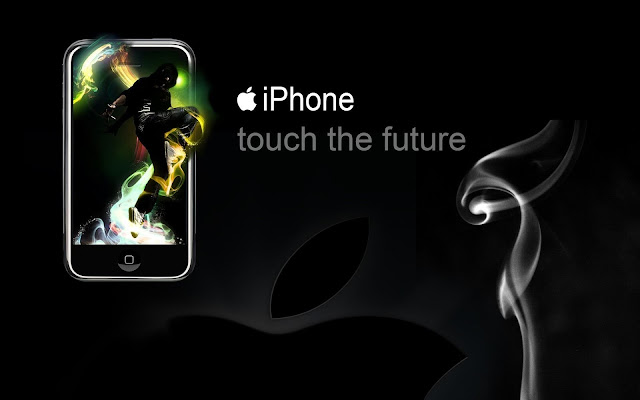 Future Iphone Touch