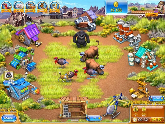 Farm Frenzy 10 in 1 Bundle Screenshot 4 Farm Frenzy 10 in 1 Bundle ISO RAiN